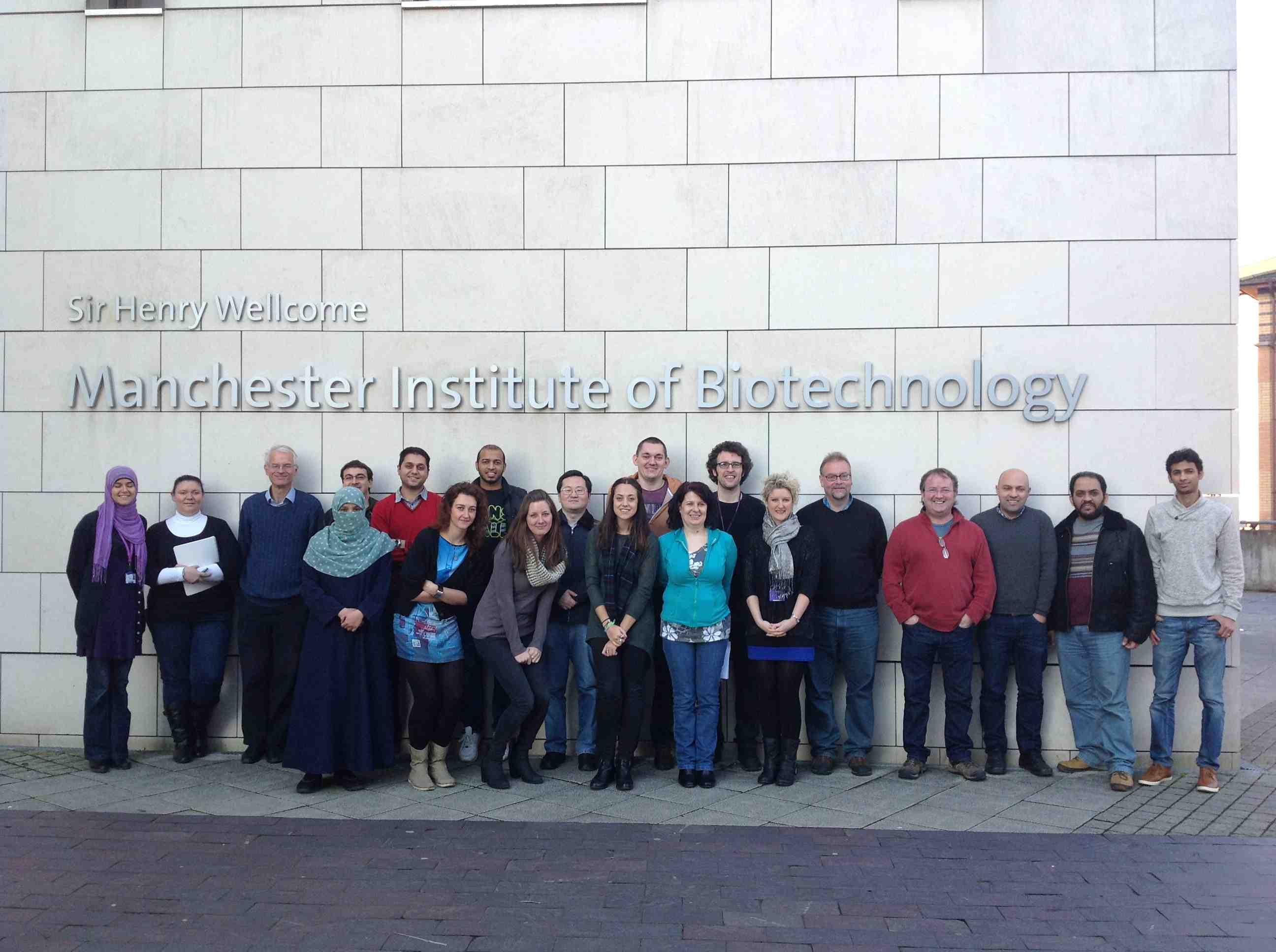 Group Photo December 2013