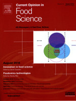 Food Science, Aug. 2016 Front Cover.