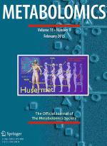 Metabolomics Vol.11, Issue.1, 2015