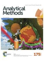 Analytical Methods OJ Cover
